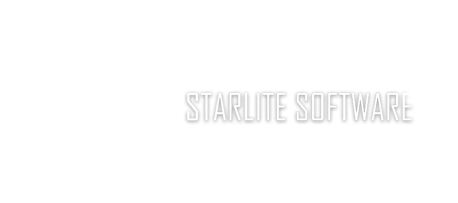 Starlite Software Logo